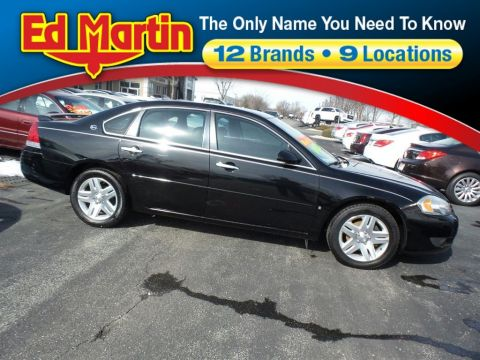 Pre-Owned 2007 Chevrolet Impala LTZ FWD 4dr Car