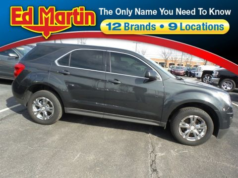 Certified Pre-Owned 2014 Chevrolet Equinox LS FWD Sport Utility