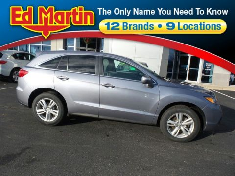 Certified Pre-Owned 2014 Acura RDX Base AWD