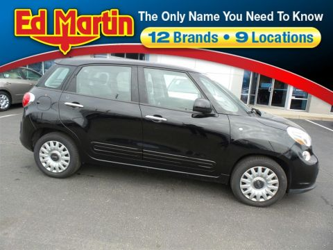 Pre-Owned 2014 FIAT 500L Pop FWD Hatchback