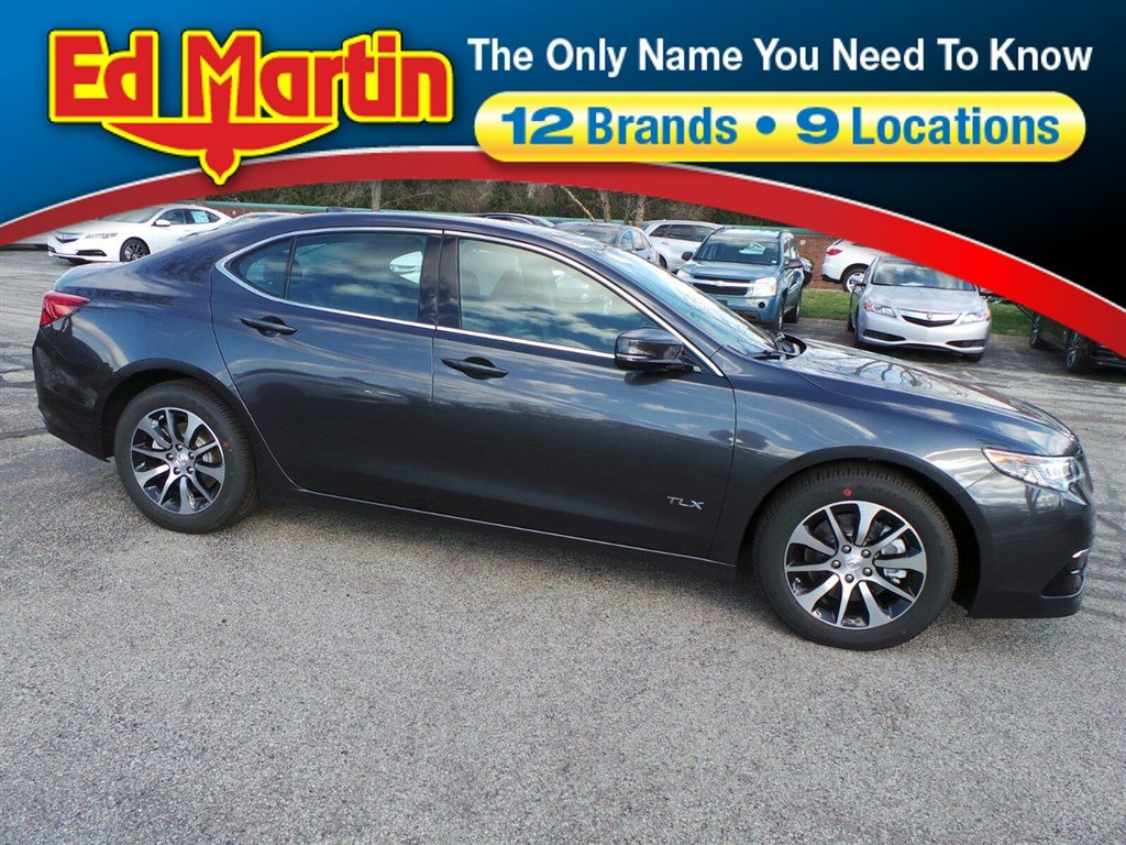 New 2016 Acura TLX 4DR SDN FWD